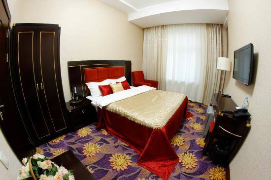Safran Hotel: Single Room