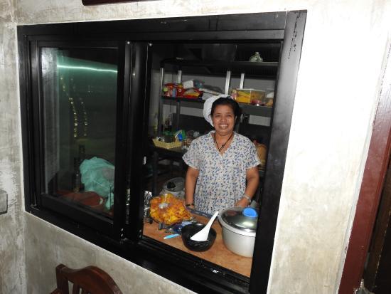 Khaolak Yama Resort: Chef de thai cuisine :-)