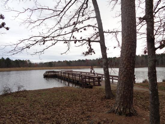 Pinewoods Lake Recreation Area: 1