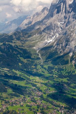 Grindelwald, Suiza: Eiger Trail