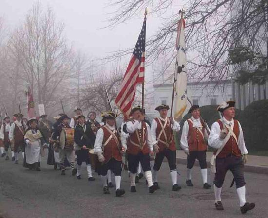 ‪‪Boxborough‬, ماساتشوستس: Minutemen Parade‬