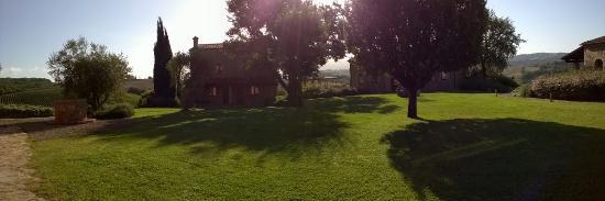 Pianirossi: Vista panoramica
