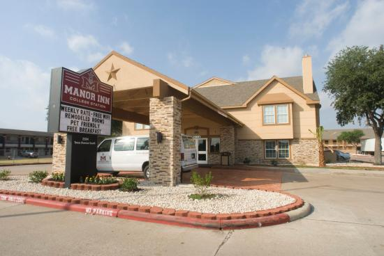 Manor Inn College Station: Exterior