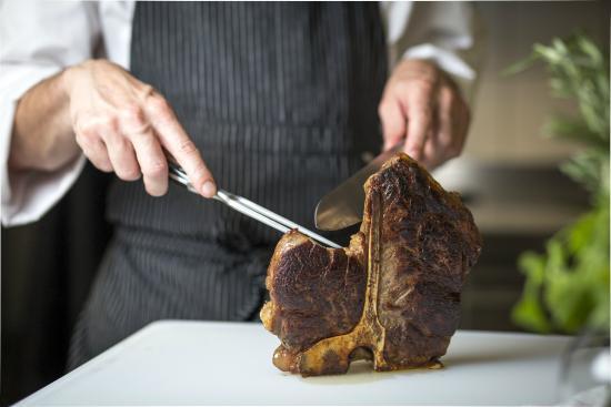Meatery: T-Bone Steak