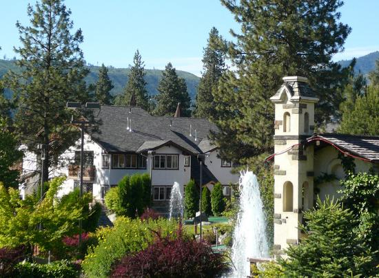 Spa And Hotels In Leavenworth