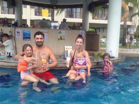 Swim Up Bar Pool Picture Of Centara Karon Resort Phuket Karon