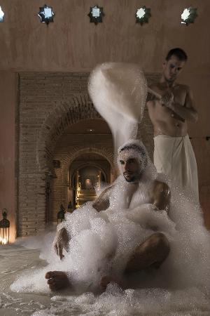 Hammam Al Andalus Granada: Rituales