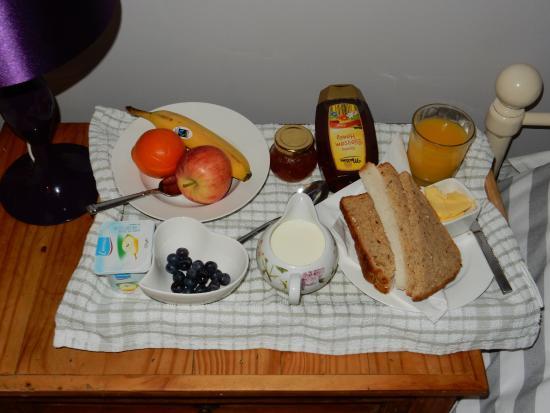 Athboy, Irlanda: Ранний завтрак