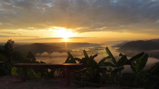 Sangkhom, Thailand: ภูห้วยอีสัน