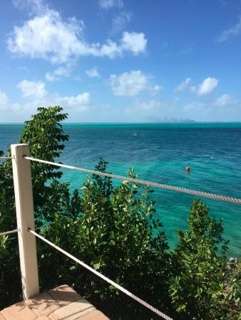 Elbow Cay: The view from our deck
