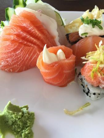 Wasabi Sushi Food