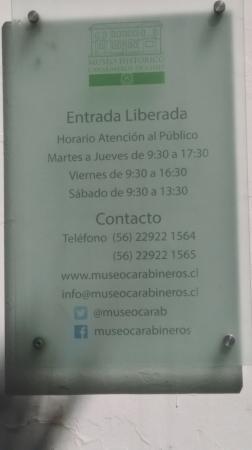 Museo Historico Carabineros de Chile
