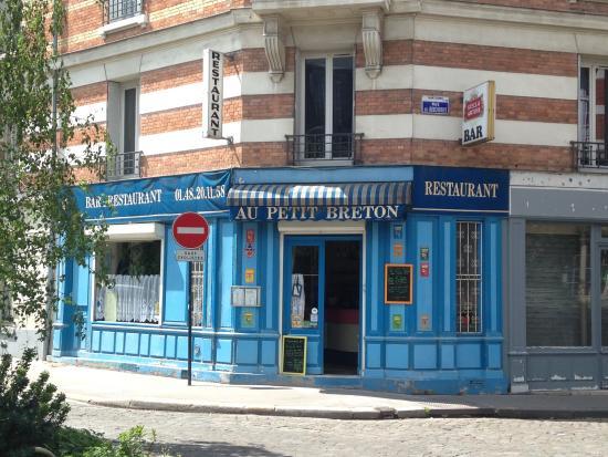 Au petit breton saint denis restaurantbeoordelingen tripadvisor - Petit jardin newfoundland saint denis ...