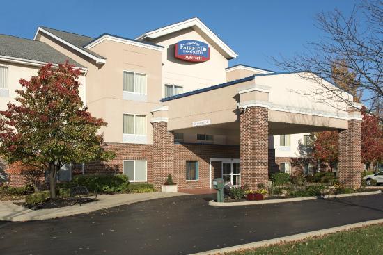 Fairfield Inn & Suites Columbus East: Exterior