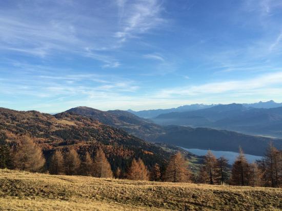 มิลสตัตต์, ออสเตรีย: Am Sentiero dell' amore