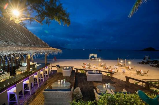 Romantic Dinner On Koh Samui Picture Of Spice Zone Beach