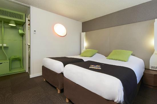 campanile tours sud chambray les tours hotel restaurant campanile chambray les tours 2 lits - Lits Jumeaux