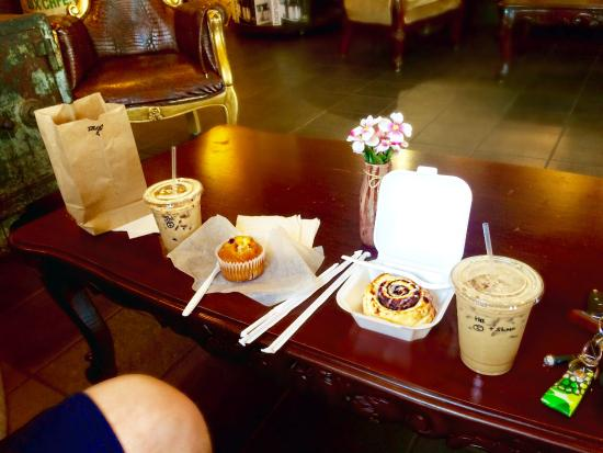 Green Cove Springs, FL: Coffee & eats!
