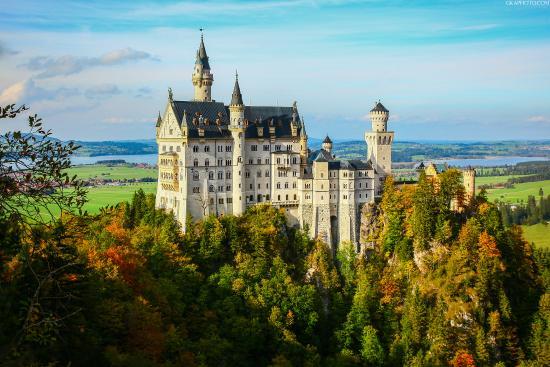 Hohenschwangau, Γερμανία: Neuschwanstein