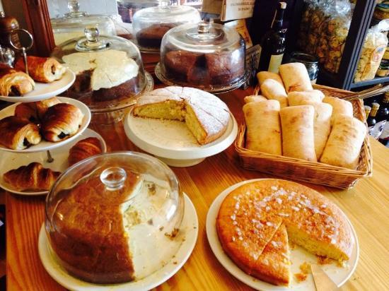 Killaloe, Irlandia: Pasticceria!!