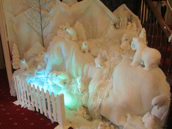 Howden Court Hotel: North pole experience