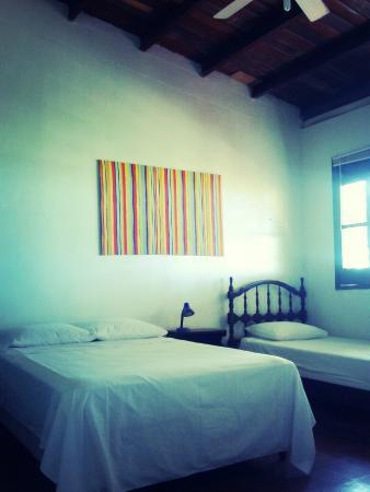 Hostal El Pulpo: Medusa Room with Ocean views