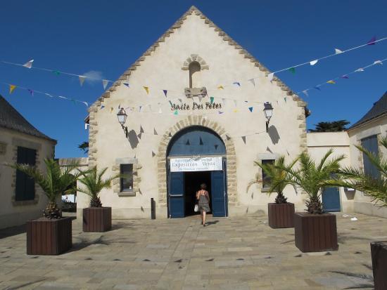 Chapelle du m rier bild von office de tourisme de batz sur mer batz sur mer tripadvisor - Office du tourisme batz sur mer ...