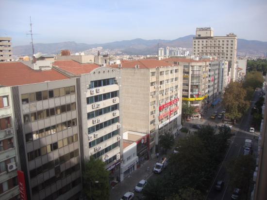 Volley Hotel Izmir : Hermosa vista