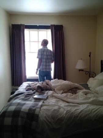 Longmire, วอชิงตัน: Our room