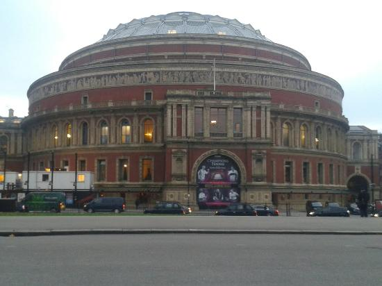 Classical spectacular at rah picture of royal albert for Door 8 royal albert hall