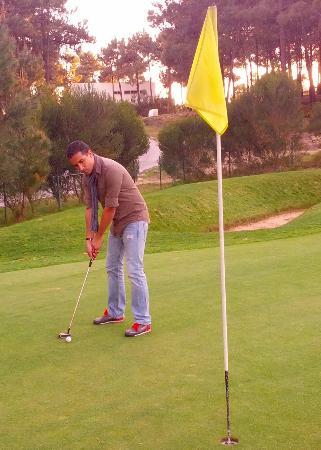 Aroeira Golf Resort : Pedro Grilo - Playing Golf