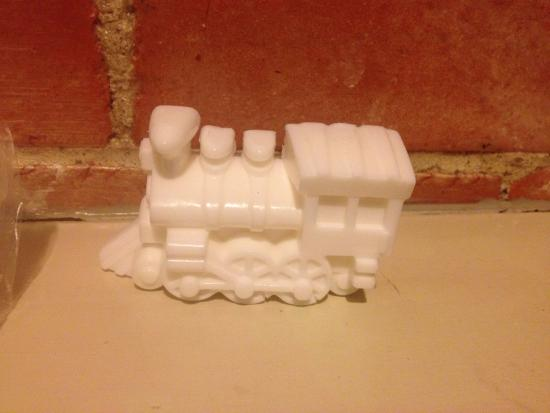Blackwater, MO: very nice train soap