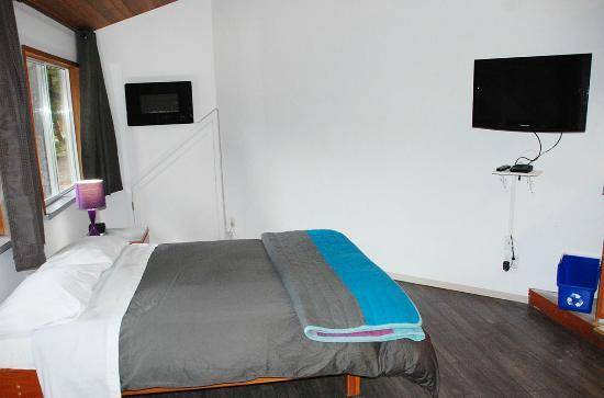 MTN Fun Basecamp: Room 1, Bedroom