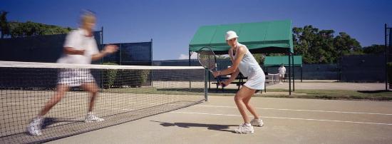 BTT Tennis Academy at Sea Horse Ranch Tennis Club: Tennis Club at Sea Horse Ranch