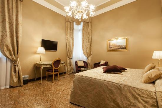 Hotel Al Ponte Mocenigo: suite