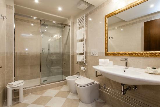 Hotel Al Ponte Mocenigo: bagno