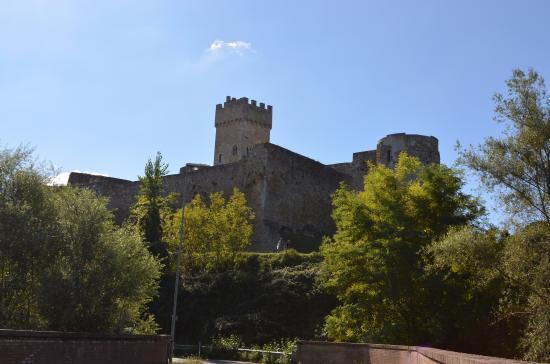 Staggia, Itália: Rocca