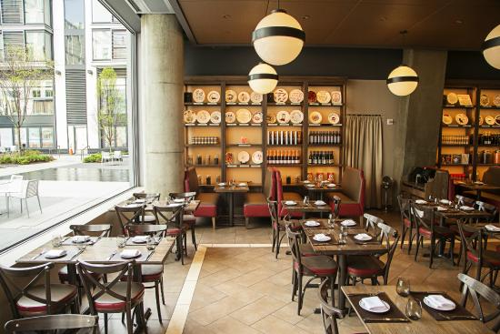 Private Dining Room - Picture of DBGB Kitchen and Bar, Washington ...