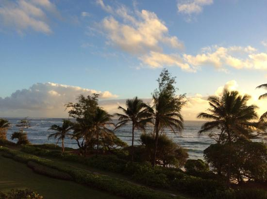 Castle Kaha Lani: Room with a view!