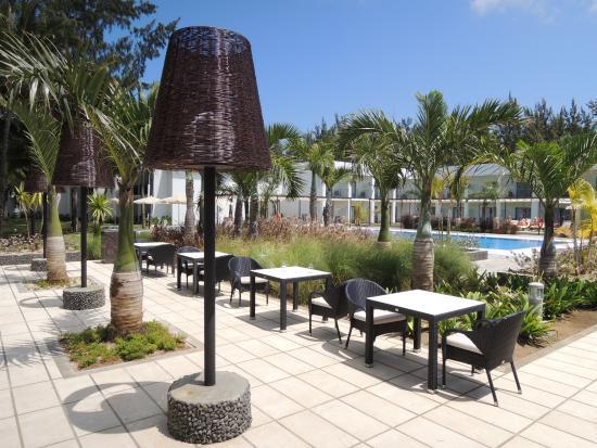 Zwembad terras riu le morne picture of hotel riu creole le
