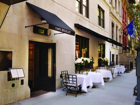Cafe Boulud's Terrace Dining