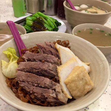 On Lee Noodle: this one is relatively good