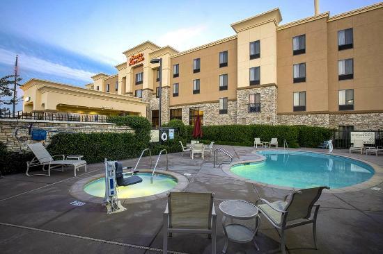 Hampton Inn & Suites Sacramento-Elk Grove Laguna I-5