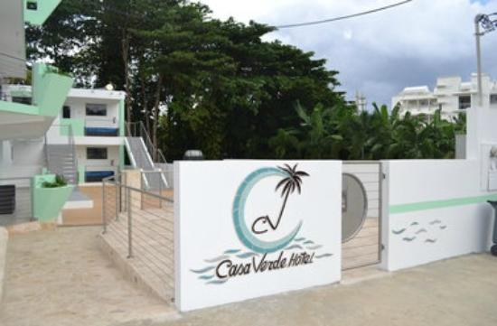 Casa Verde Hotel: Remodel Done!