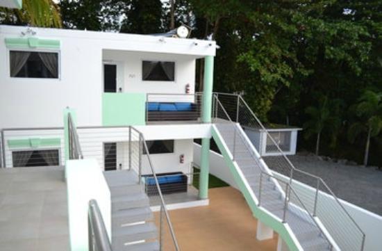 Casa Verde Hotel: Balcony view