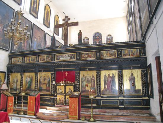 Church of Saint Alexander Nevskiy: Иконостас и Царские врата