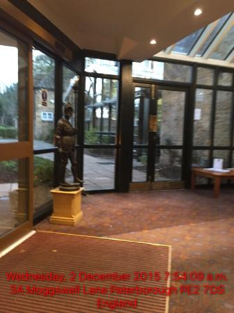 Photo of BEST WESTERN PLUS Peterborough Orton Hall Hotel & Spa