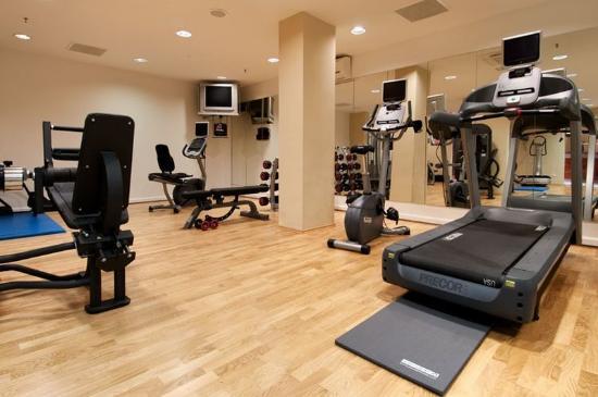 Hilton Imperial Dubrovnik: Fitness Centre
