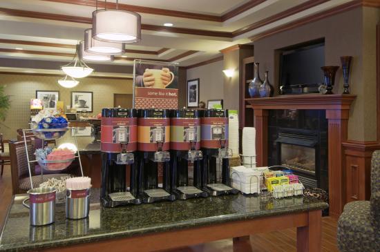 Siloam Springs, AR: Coffee Bar