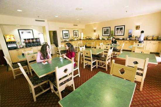 Hampton Inn Santa Fe: Restaurant